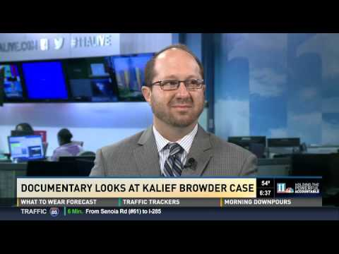 Legal Roundtable: The Kalief Browder documentary and case