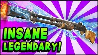 Fallout 76 - INSANE Over-Powered LEGENDARY SHOTGUN! Instigating Explosive Shotgun (Fallout 76 Build)