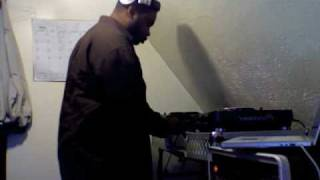 DJ 2GS PLAYING SOME HIP HOP PT 1