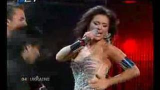 UKRAINE EUROVISION 2008 - ANI LORAK - SHADY LADY - HQ
