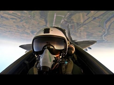 Mig 21 Take Off & Cockpit View - Rare Footage