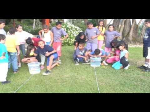 Campamento Infantil 2011 Fundación Conconcreto