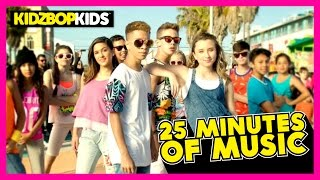 KIDZ BOP Kids - Uptown Funk, GDFR, Sugar, & other top KIDZ BOP songs [25 minutes]