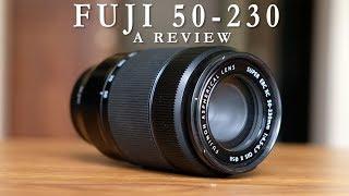 Fujinon XC 50-230mm Lens - Worth It?