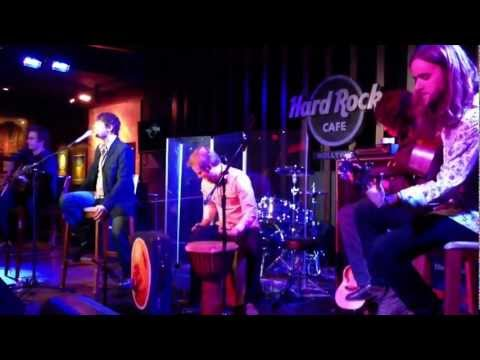 Brando's Island Live at The Hard Rock Cafe