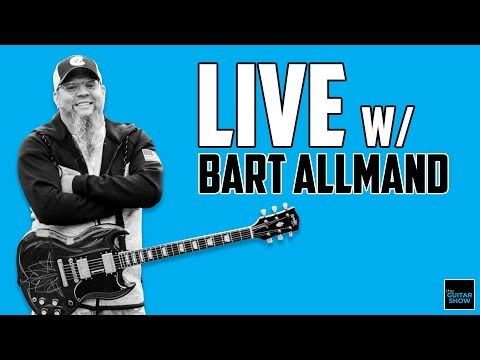 Sitting Down w/ Guitarist, Songwriter & Record Promoter Bart Allmand