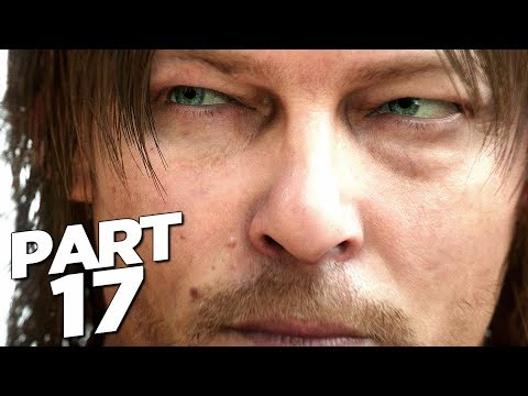 DEATH STRANDING Walkthrough Gameplay Part 17 - MEMORY CHIPS (FULL GAME)