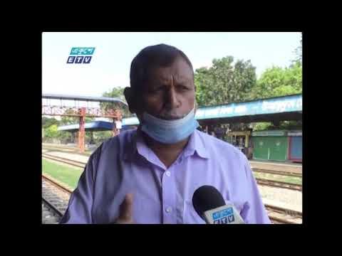 হেফাজতের তান্ডবে ব্রাহ্মণবাড়িয়া রেলস্টেশন এখন ধ্বংসস্তূপ