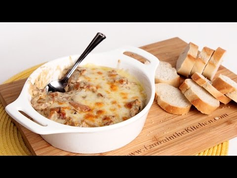 Caramelized Onion Dip Recipe – Laura Vitale – Laura in the Kitchen Episode 931