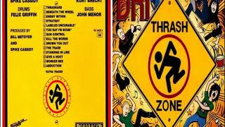 D.R.I. Thrash Zone. (Full Album)