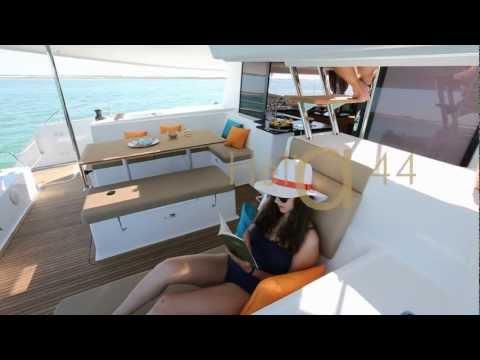 Fountaine Pajot Helia 44 video