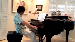 """""""(Love Is) The Tender Trap"""", arr. by Oscar Peterson - Tim Lee on piano"""