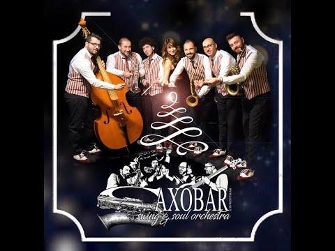Saxobar swing and soul orchestra Matrimoni, locali, concerti Cosenza Musiqua