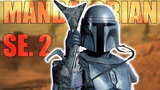 Mandalorian Season 2 CONFIRMED