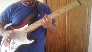 Christopher Cross - Say You'll be Mine - Guitar Solo