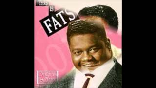 Going To The River  -  Fats Domino