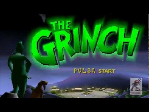 the grinch pc walkthrough