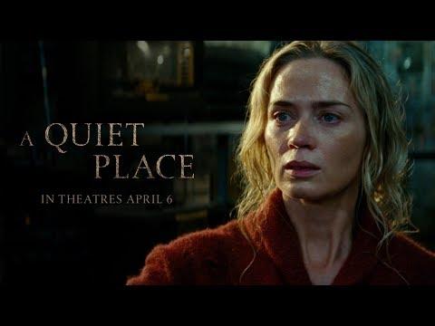 A Quiet Place TV Spot 'Big Game'