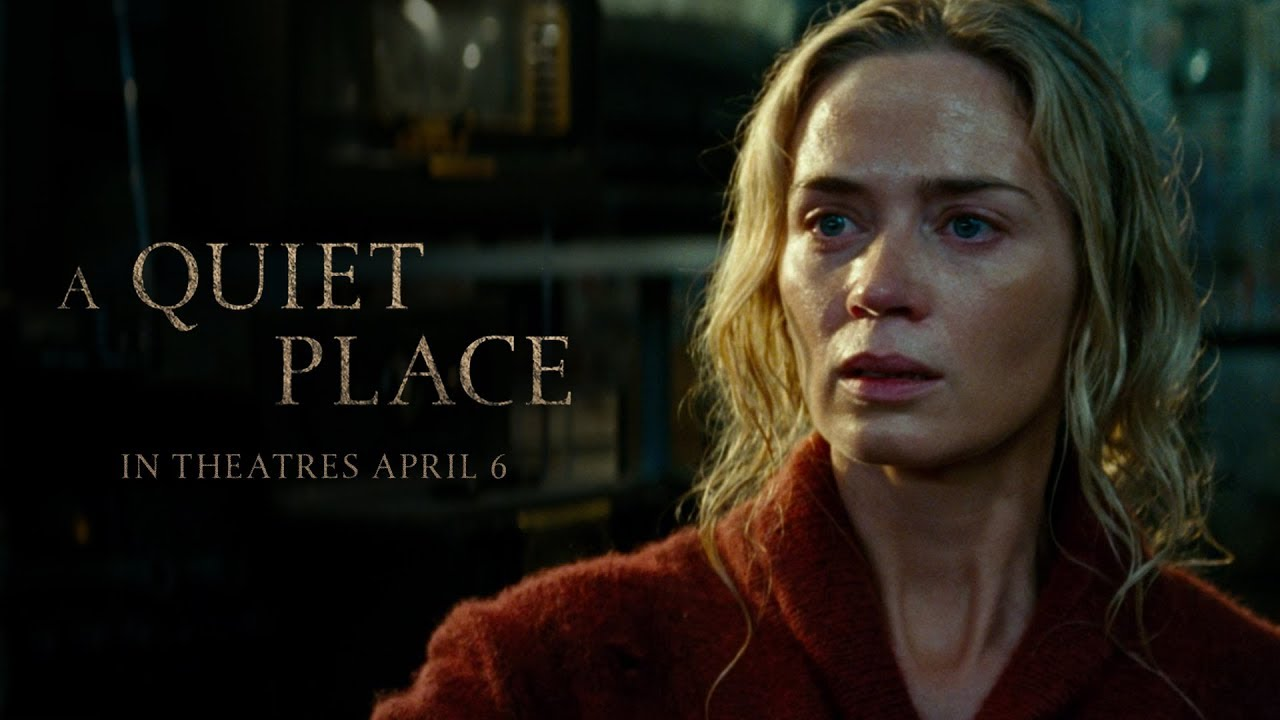 Video trailer för A Quiet Place (2018) - Big Game Spot - Paramount Pictures