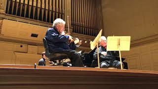 Perlman & Zukerman - Shostakovich: Three Duets for Two Violins & Piano, Opus 97d