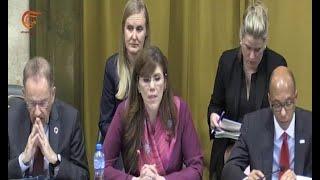 واشنطن تطلب استبدال ممثل فنزويلا الشرعي في مؤتمر نزع ...