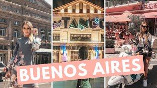 Buenos Aires: ROTEIRO APÉ