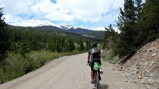 Tour the Great Divide (GDMBR) 2015