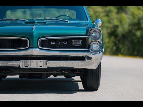 1966 Pontiac GTO for Sale - CC-996530