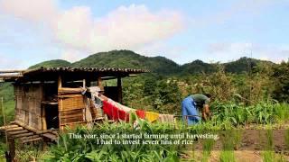 Karen Farmer Story From Burma_English Subtitle