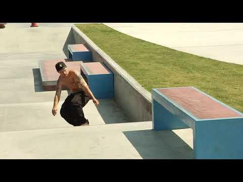 """Plan B """"Park Check"""" Tustin Skatepark"""