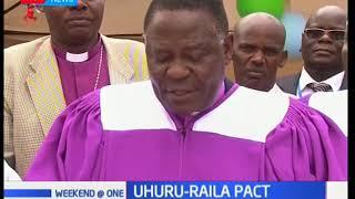 Clerics of PEFA church in Kenya have lauded President Uhuru Kenyatta and NASA leader Raila Odinga
