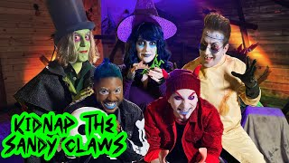 KIDNAP THE SANDY CLAWS | The Nightmare Before Christmas | VoicePlay Feat. Rachel Potter