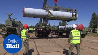 Largest missile drill takes place as Russia continues Vostok 2018