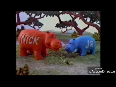 Nick Jr Hippo Id Slow 0 18x Xaiver Talamantes Video Youtube