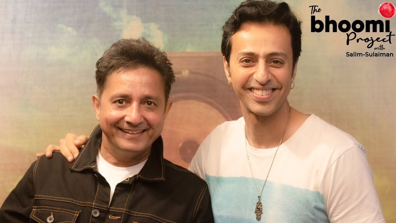 The Bhoomi Project with Salim - Sulaiman EP - 01 | Sukhwinder Singh