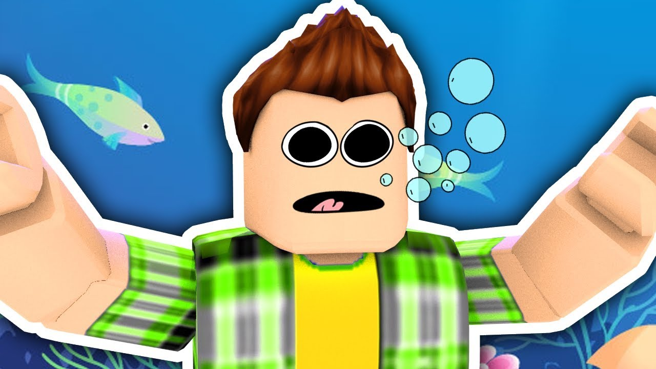 ROBLOX DROWNING SIMULATOR - YouTube