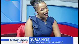 Mjadala kuhusu ripoti ya sensa 2019 (Sehemu ya Kwanza) |Suala Nyeti
