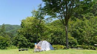 「樽尾沢キャンプ場無料」予約制長野県キャンプ大自然なのに良い立地!車で15分のところに24時間スーパーとか温泉!