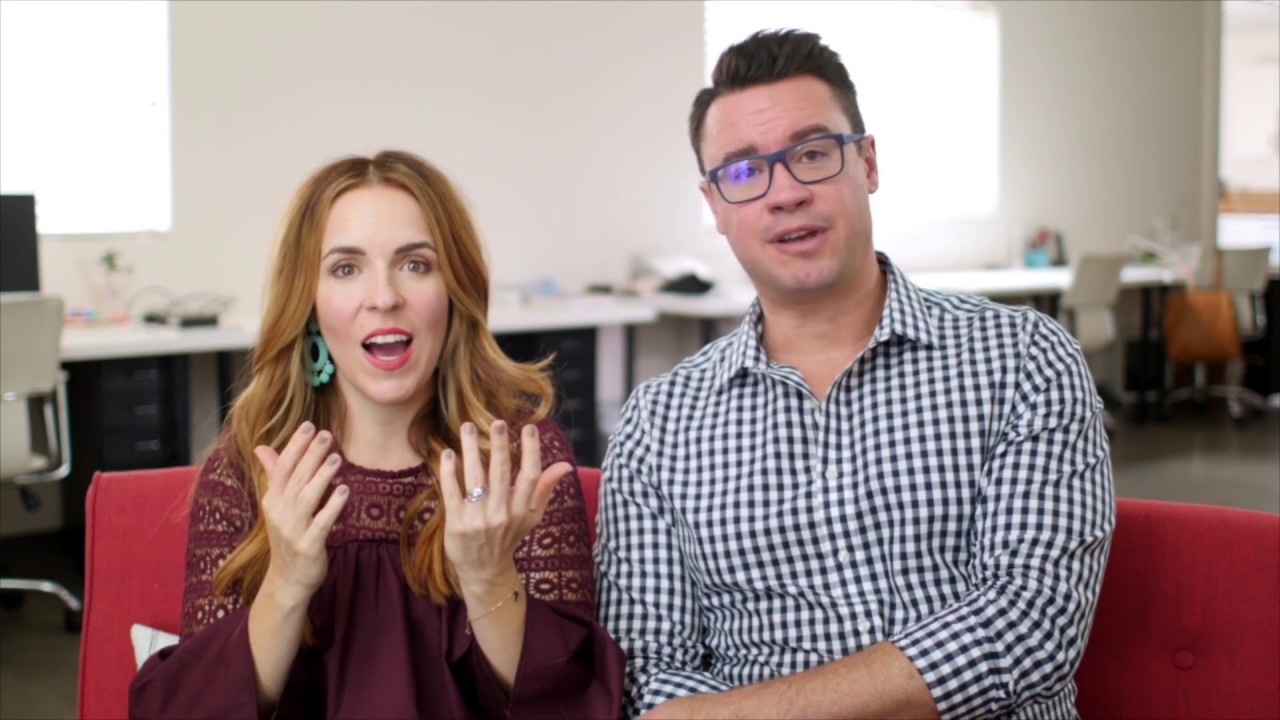 Rachel Hollis presents: Made for More - Announcement