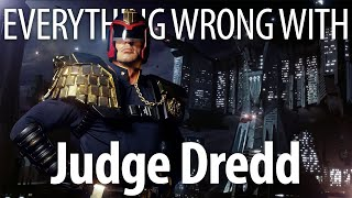 Everything Wrong With Judge Dredd In 17 Minutes Or Less