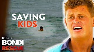 Top 5 Most Alarming Child Rescues on Bondi Rescue