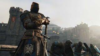 For Honor (За Честь) трейлер E3 2015