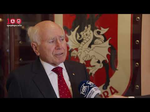 Spirit of the Red V - Centenary Launch  Interviews - 29/10/2020