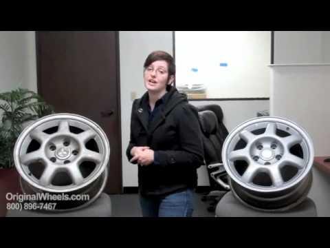 Raider Rims & Raider Wheels - Video of Mitsubishi Factory, Original, OEM, stock new & used rim