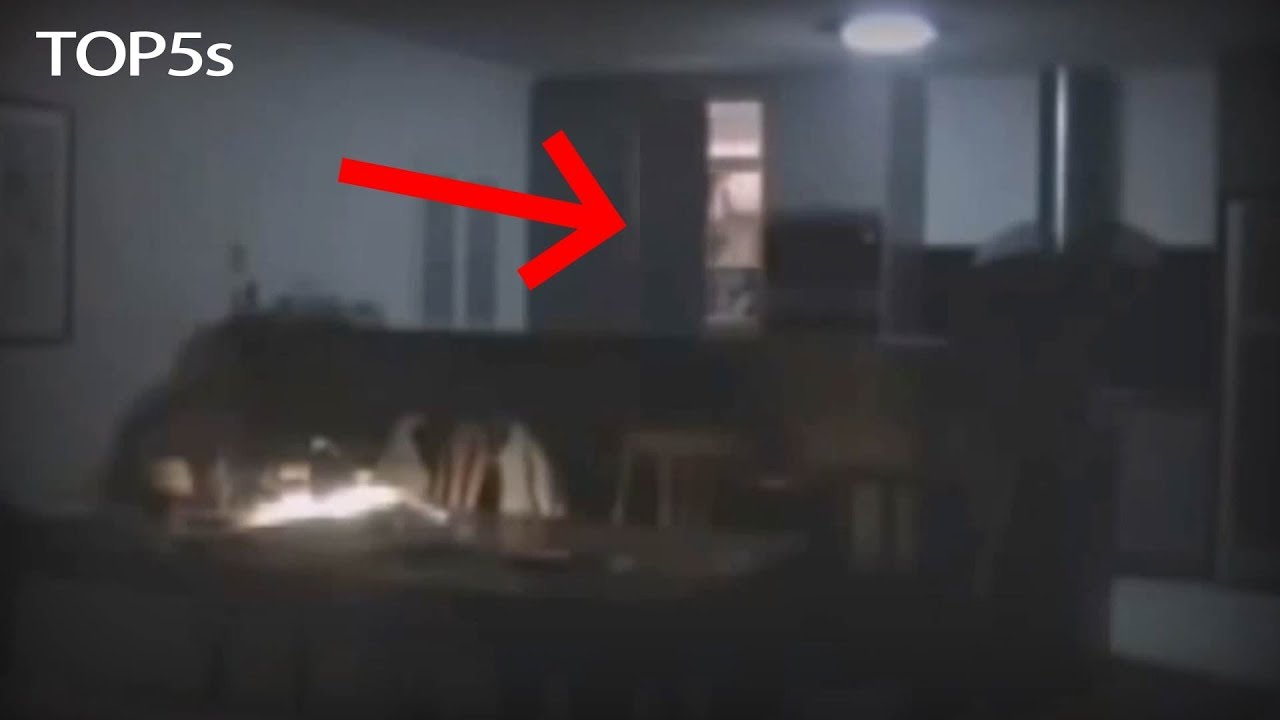 5 Terrifying Poltergeist Activities Caught on Tape…