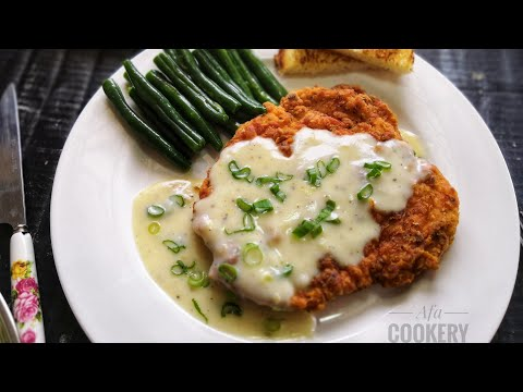 Fried Chicken Steak