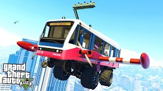 22 INSANE & RANDOM GTA 5 VEHICLES! (GTA 5 Mods)