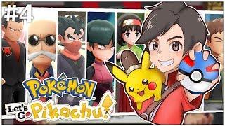 今晚要完成晒所有道館! | Pokémon: Let