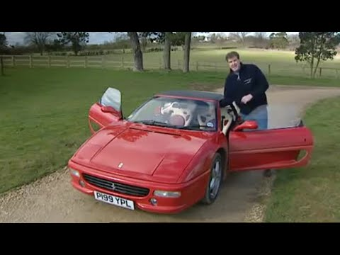 I Have to Have a Ferrari | Clarkson's Car Years | BBC