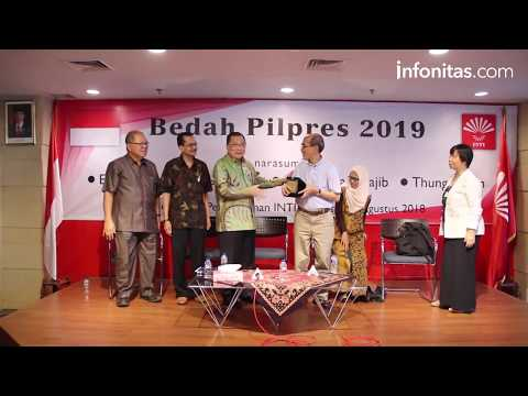 Bedah Pilpres 2019 Bersama INTI